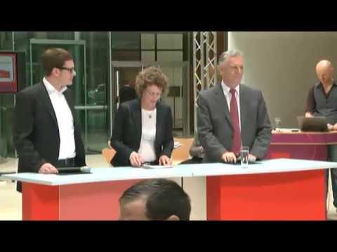 Online-Konferenz der SPD zur Vorratsdatenspeicherung (25. September 2012)