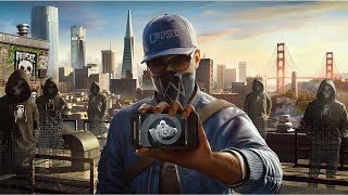 [RHG]RapHistoryGame - Watch Dogs 2 | Part 2 |