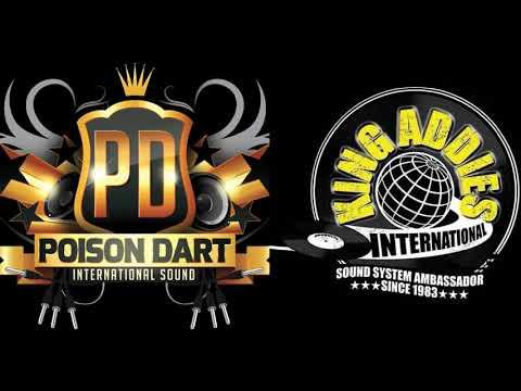 Poison Dart Vs King Addies 9 June 2018 Tampa Florida US | Civil War Sound Clash