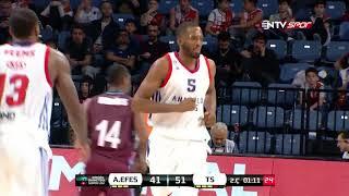 Basketbol Süper Ligi 20. Hafta: Anadolu Efes - Trabzonspor