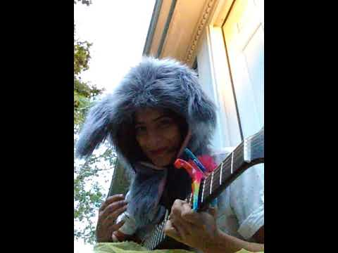 Slow Cheetah Rhcp Cover As A Bunny When My Voice Goes In My Ears It