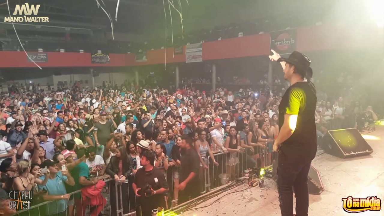 Mano Walter no Chapéu Brasil Sumare - YouTube a93ddbf1681