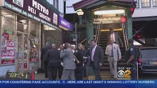 MTA Worker Hit By Stray Bullet