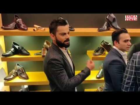 Virat Kohli Launches His Brand One8