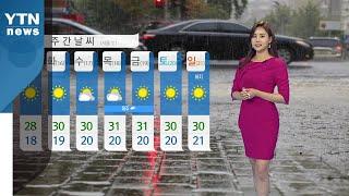 [날씨] 오늘 서울 올 최고 더위...밤사이 전국 비 …