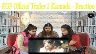 Rajesh Khanna Creation || KGF Official Trailer 2 || Recation