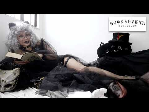 JOYEN reads I AM A CAT for Booklover's Burlesque from YouTube · Duration:  8 minutes 22 seconds