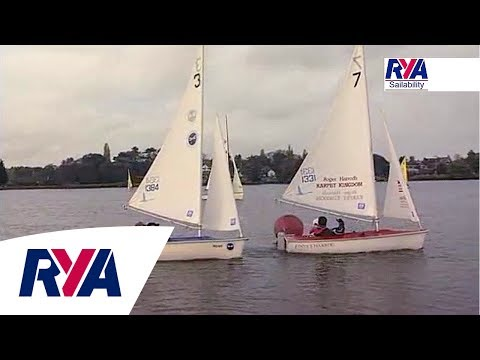 Take a look around Waveney Sailing Club - Adapting the club for Disabled Sailing