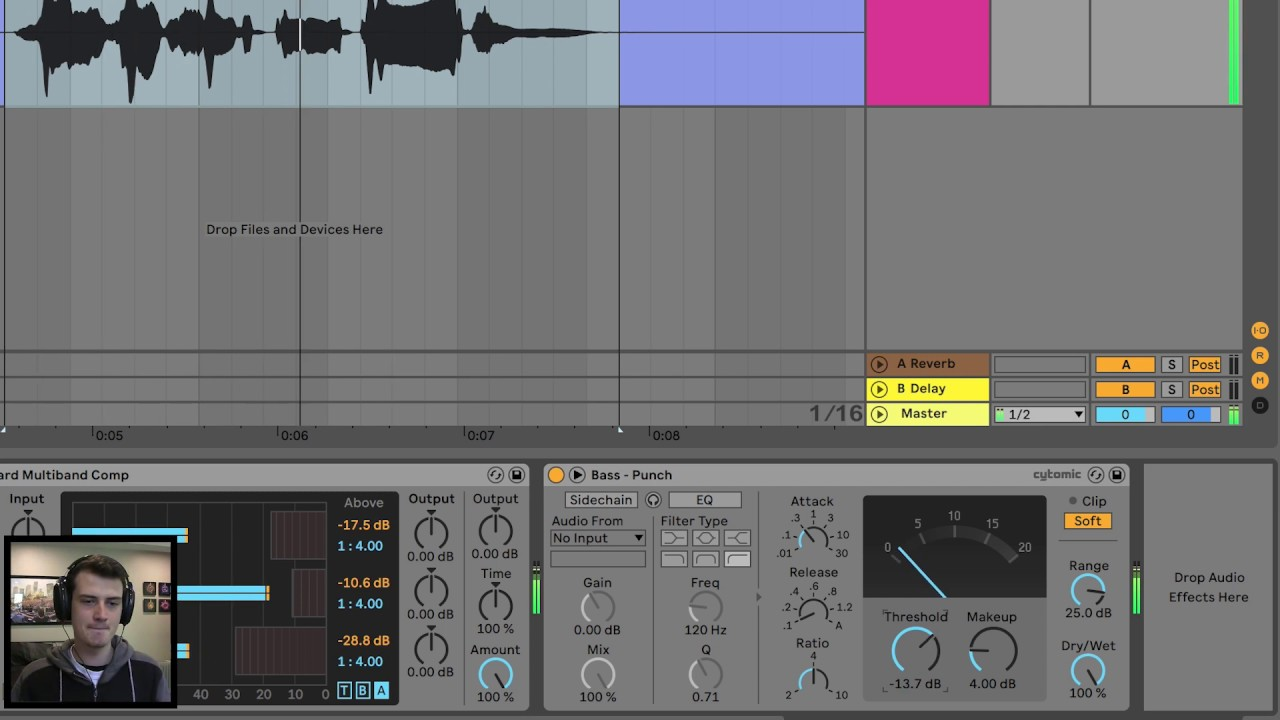 7 Steps To Create The Perfect Vocal Chain [Using Ableton