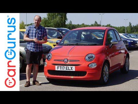 Fiat 500 Used Car Video Review   CarGurus UK