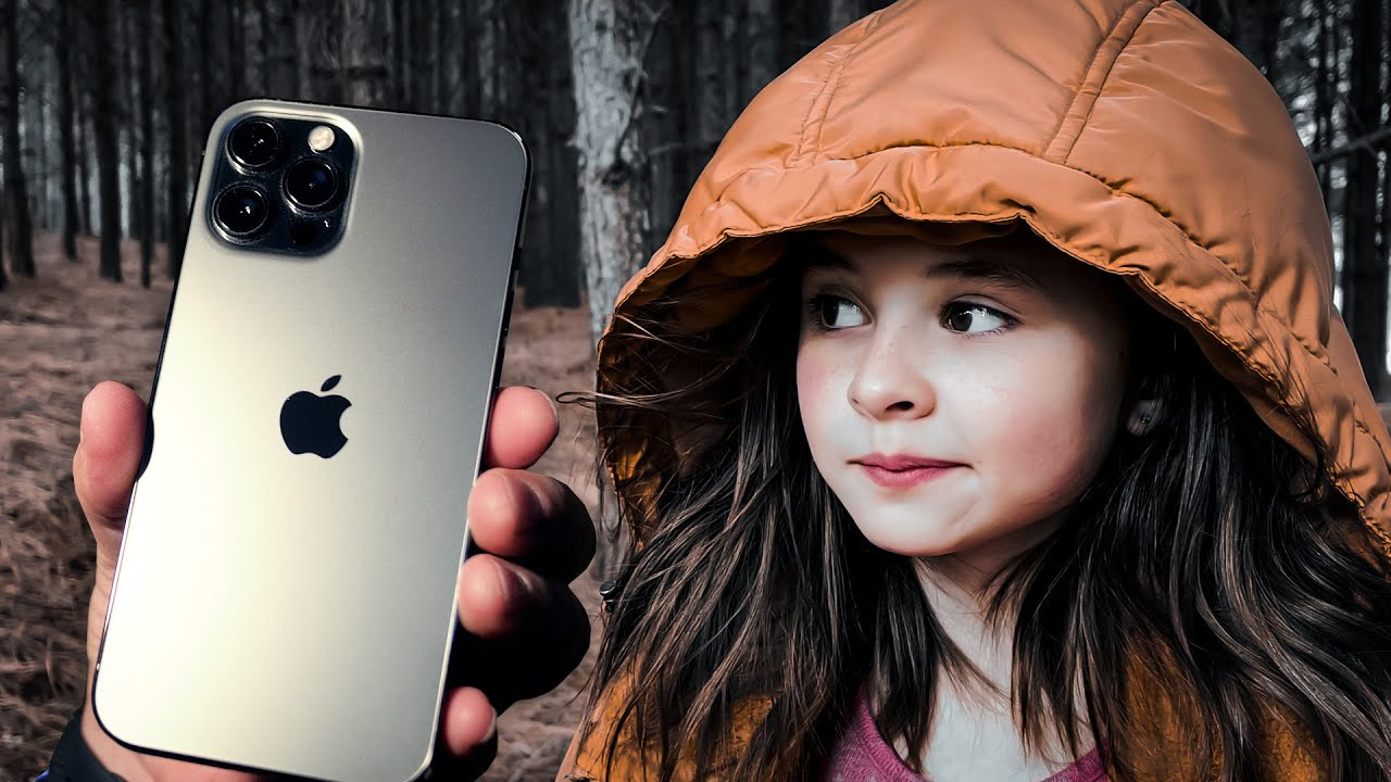 iPhone Filmmaking - iPhone 12 Pro Max Test Footage!