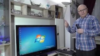 Tablet Televizyon Bilgisayar Bir Arada