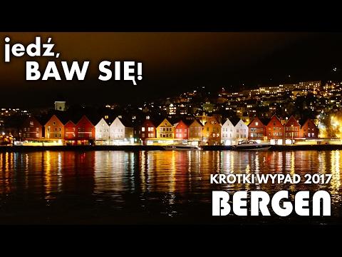 Krótki wypad 2017: Bergen (Norwegia)