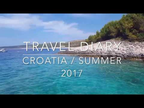 Croatia TRAVEL DIARY | Tina&Lia