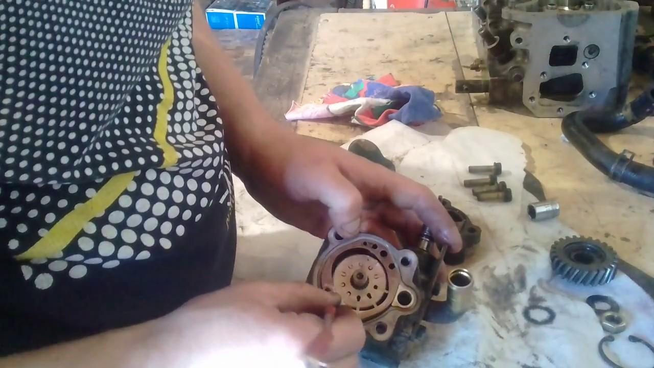 Рулевая рейка сломана Мицубиси Кантер ( Mitsubishi Canter ) - YouTube