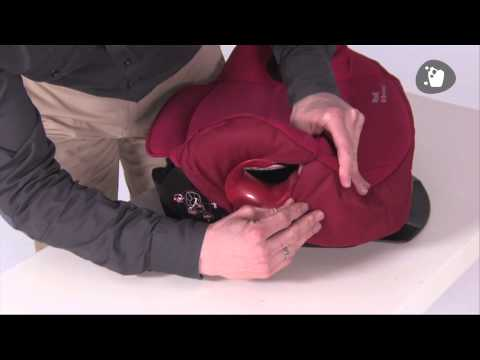 Maxi-Cosi Rodi AirProtect®   How To Remove And Replace The Cover