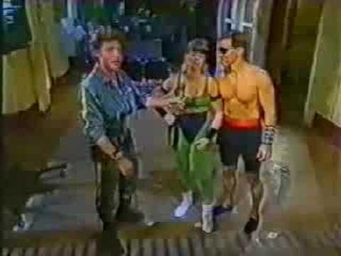 Mortal Kombat 1 - Elizabeth Malecki and Daniel Pesina - YouTube