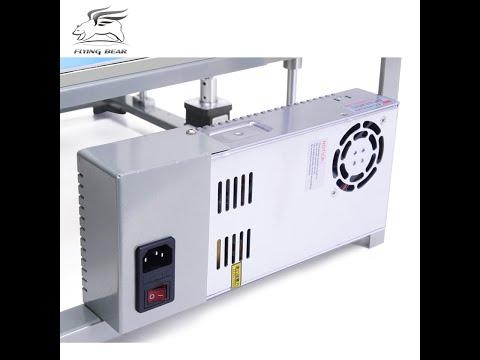 Tornado large 3d Printer DIY Full metal Linear rail 3d printer High Quality