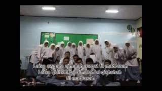 Download OXEVIIR - Kisah Kasih di Sekolah (Music Video Clip, Arab Language) @MAN Insan Cendekia Serpong