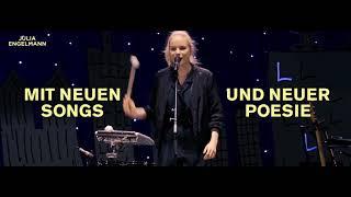 Julia Engelmann - Poesiealbum - Live 2018 - Trailer