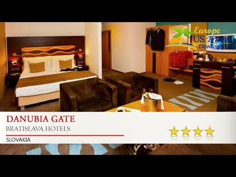 Danubia Gate - Bratislava Hotels, Slovakia