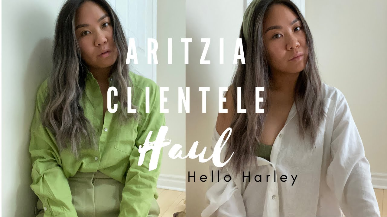 Aritzia Clientele TRY ON Haul 2020