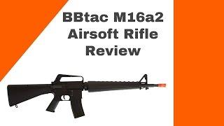 BBtac M16a2 airsoft rifle review