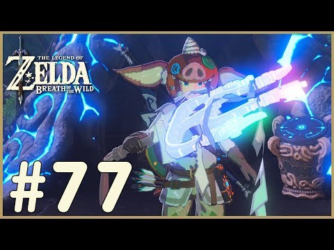 Zelda: Breath Of The Wild - Journey Awaits (77)