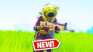 the *NEW* DEEP SEA DOMINATOR Skin in Fortnite...