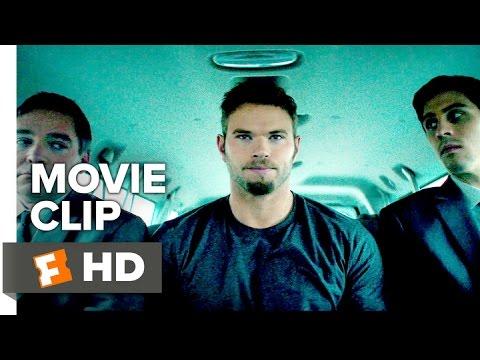 Extraction Movie   Van Fight 2015  Bruce Willis, Kellan Lutz Movie HD