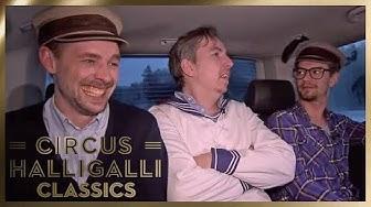 Hamburg Roadtrip: Olli Schulz, Joko & Klaas on Tour! | 1/2 | Circus Halligalli Classics | ProSieben