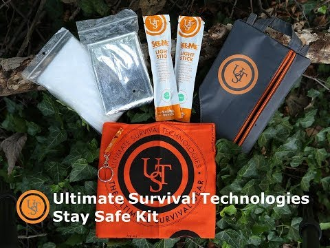 Ultimate Survival Technologies (UST) Stay Safe Kit Review