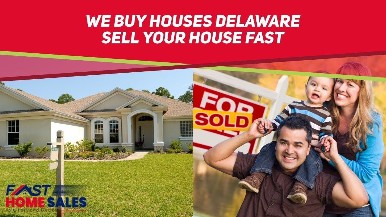 We Buy Houses Delaware - CALL 833-814-7355