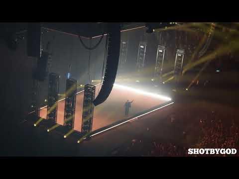 KENDRICK LAMAR KING KUNTA LIVE LONDON UK DAMN TOUR 2018