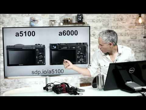 Sony a5100 Preview (vs a6000 & Nikon D3300)