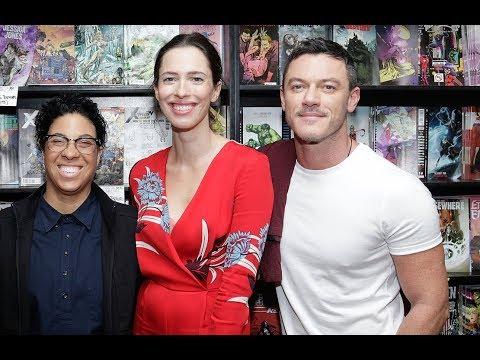 "Exploring the Origins of Wonder Woman with ""Professor Marston"""