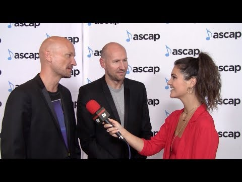 Stargate Interview 35th Annual ASCAP Pop Music Awards Red Carpet