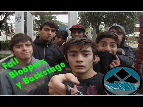 Fail, Bloopers y Backstage - Gold -  Parkour & Freerunning - The Wave Trelew