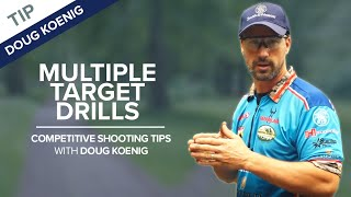 Multiple Target Drills: Target Transitions | Competitive Shooting Tips with Doug Koenig