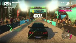 Achievement Hunter Rally Championship Forza Horizon Clear Springs Rally Group 2