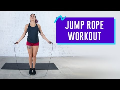 10-Minute Jump Rope + Cardio Workout