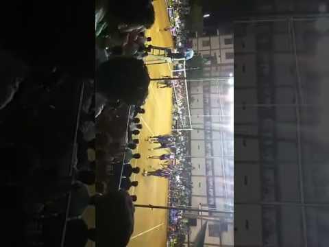 BPCL Vs Cochin Port volleyball final