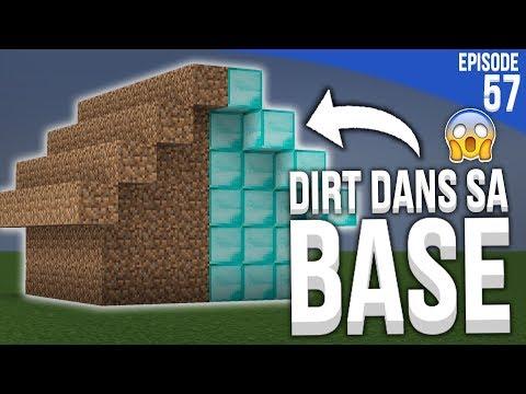 J'AI REMPLACÉ TOUS LES BLOCS DE SA BASE PAR DE LA DIRT... | Minecraft Moddé S4 | Episode 56