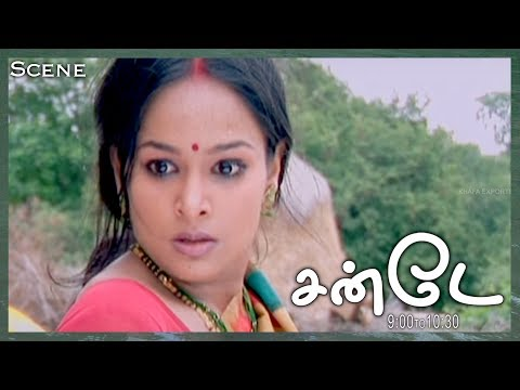 Prathi Gnayiru 9.30 to 10.00 Tamil Movie | Scene | End Credit Climax & Poornitha Kill Her Husband