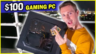 """Turning $100 Into A High End Gaming Pc   Episode 2   """"the Ideal Strategy"""""""