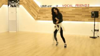 beyonce partition - vocal friends dance training