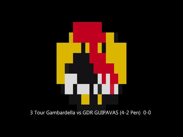 3 Tour Gambardella vs GUIPAVAS