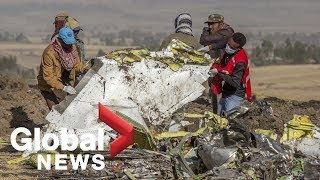 Ethiopian Airlines crash: Witnesses recounts moments before impact