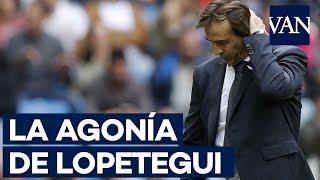 ⚽ El Real Madrid cesa a Julen Lopetegui
