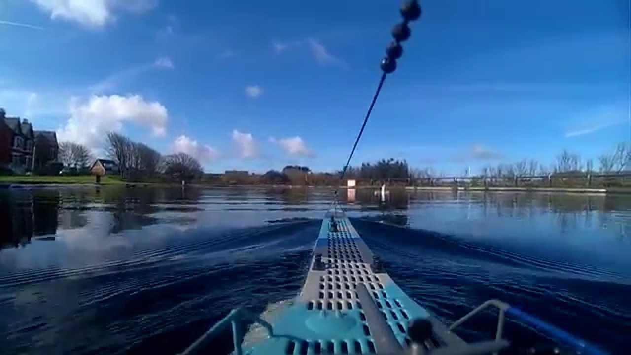 Camera test on rc submarine at southport model boat club youtube